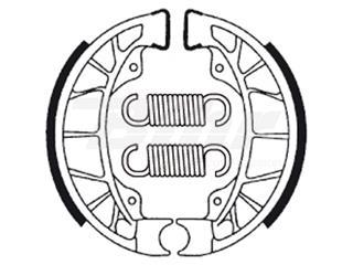 Zapatas de freno Tecnium BA195
