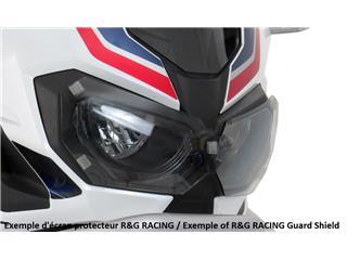 R&G RACING Headlight Shield Translucent Yamaha T-Max 530 - 4455008