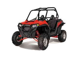 Kit d'extension d'ailes DIRECTION 2 noir Polaris RZR 800 - DR1034