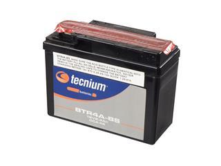 Batterie TECNIUM BTR4A-BS sans entretien livrée avec pack acide - 329795