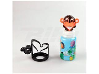 Portabidón manillar+bidón+bocina Mono