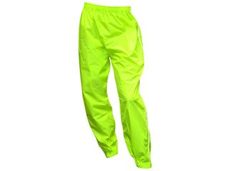 Oxford Rain Trousers in Fluorescent Yellow, size XXL