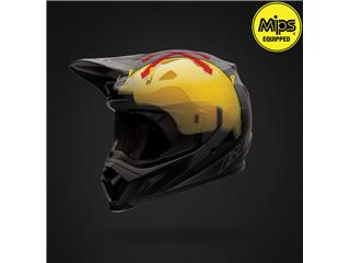 Casque BELL MX-9 MIPS Gloss White/Black/Red Marauder taille XXL - ff31260c-56bb-49ff-9bcb-6db7d927d839