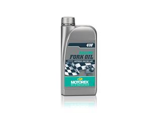Huile de fourche MOTOREX Racing Fork Oil 4W 1L
