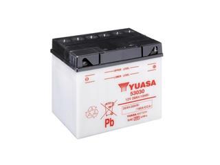 Batterie YUASA 53030 conventionnelle - 3253030