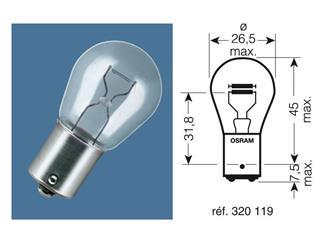 OSRAM P21/5W Original Line Signal Lamp Base BAY15d 10pcs - ff5c50c0-356c-4b60-b08c-955d08feace6