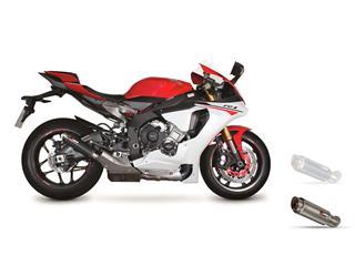 Silencieux SCORPION RP-1 GP titane/casquette titane Yamaha YZF-R1/R1M/R1S