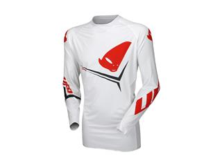 Maillot UFO Slim Egon blanc taille XL