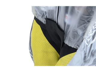 R&G RACING Racing Rain Jacket Transparent Size M - ff935880-cf5c-4320-b689-907bc1f5aa93