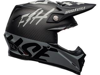 Casque BELL Moto-9 Flex Fasthouse WRWF Black/White/Gray taille S - ffa5c0e6-fe85-4fc3-bb1a-112db0499db1