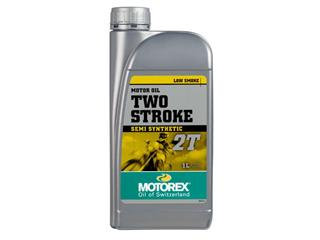MOTOREX 2T Semi-Synthetic Motor Oil 1L