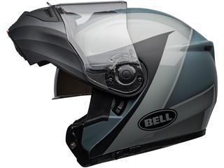 BELL SRT Modular Helmet Presence Matte/Gloss Black/Gray Size S - ffe6a411-0e02-4d4d-af6c-596b6ceffc0e