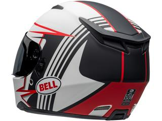 BELL RS-2 Helmet Swift White/Black Size XL - fff718be-9fab-4244-ae11-6cb2e3b942b9