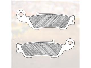 Plaquettes de frein RENTHAL RC-1 Works BP106 métal fritté - 3801068