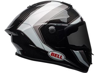 Casque BELL Race Star Gloss White/Titanium/Carbon Sector taille XS - fffbbaa8-cde0-4113-856a-6364e8dff20f