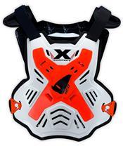 Peitoral UFO X-Concept, naranja flúor, tamanho único