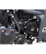Cache pignon LSL noir Triumph Speed Triple