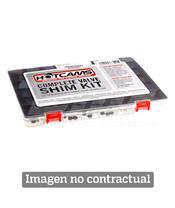 Pastillas de reglaje Hot Cams (Set 5pcs) Ø13 x 2,45 mm
