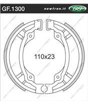 Machoires de frein NEWFREN GF1300 organique