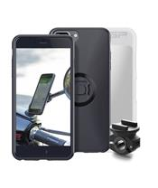 SP-CONNECT Moto Bundle fixed on Mirror iPhone 8+/7+/6S+/6+