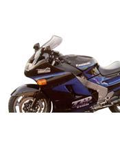 """Bulle MRA Touring """"T"""" fumé Kawasaki ZZR1100"""
