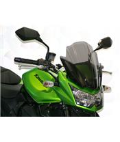 "MRA Racing ""RNB"" windscherm zwart Kawasaki ER-6N/Ducati Diavel"