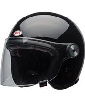 Casque BELL Riot Solid Black