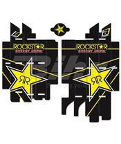Adhesivos rejillas de radiador Blackbird Suzuki Rockstar A304L