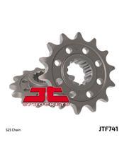 Pignon JT SPROCKETS 15 dents acier standard pas 525 type 741 Ducati