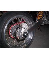 Schwingen- und Hinterradachsschutz R&G RACING für GAS GAS 125, 250, 450