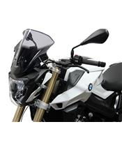 """Bulle MRA Racing """"R"""" fumé BMW F800R"""