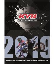 Catalogue KAYABA 2019