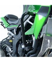 R&G RACING Adventure Bars Black Kawasaki Z125