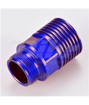 Refrigerador liquido de frenos trasero ART azul Husqvarna