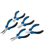 DRAPER Mini Pliers Set-5 Pieces