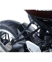 Patte de fixation de silencieux R&G RACING noir Kawasaki Z900RS