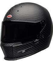 BELL Eliminator Helm Carbon Matte Black Carbon Größe