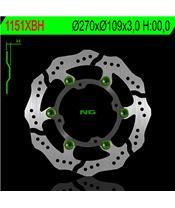 NG 1151XBH Brake Disc Petal Floating