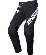 Pantalon ANSWER Arkon Bold Black/White taille 38