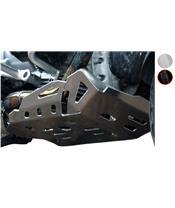 BIHR Trail Skid Plate Aluminium Black BMW R 1200 GS