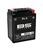 Batterie BS BATTERY BB14L-A2 SLA sans entretien activée usine