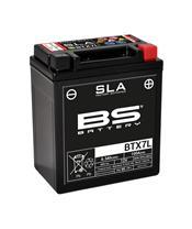 Batterie BS BATTERY BTX7L SLA sans entretien activée usine
