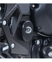 R&G RACING frame plug black BMW S1000R