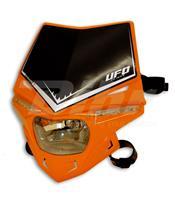 Careta UFO homologada Stealth naranja PF01715-127