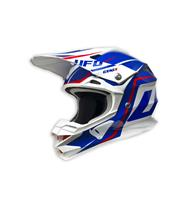 Casque UFO Interceptor II Genix bleu/blanc/rouge