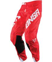Pantalon ANSWER Elite Solid rouge taille 28