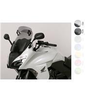"MRA Variotouring ""VT"" Windshield Smoke Grey Honda CBF1000F"