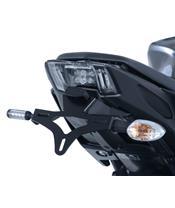 R&G RACING Kennzeichenhalter schwarz Yamaha MT-09