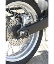 Schwingen- und Hinterradachsschutz R&G RACING für HUSQVARNA