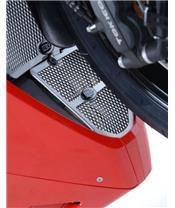 Grille de collecteur R&G RACING noir Honda CBR1000RR